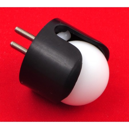 """Pololu Ball Caster with 3/4"""" Plastic Ball"""