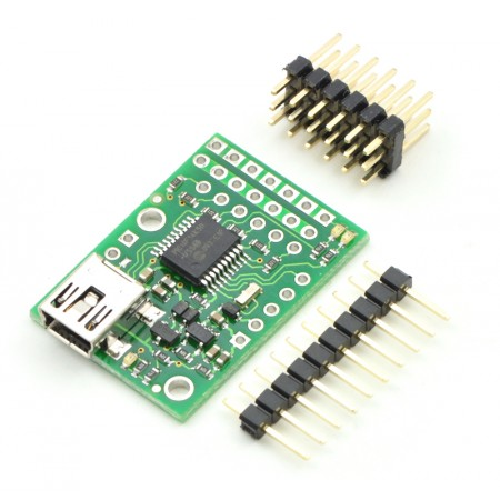 Micro Maestro 6-Channel USB Servo Controller (Partial Kit)