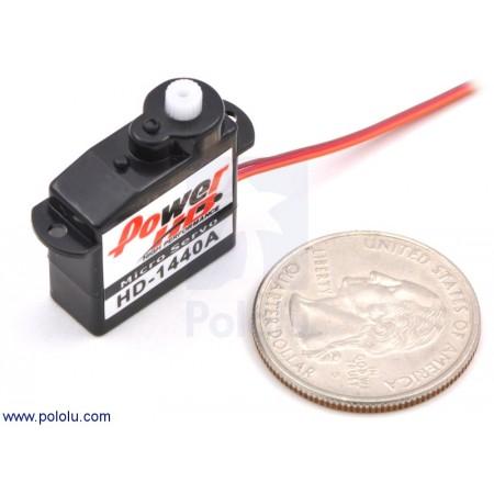Power HD Sub-Micro Servo HD-1440A