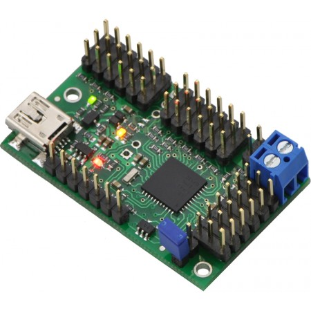 Mini Maestro 18-Channel USB Servo Controller (Assembled)