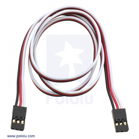 Servo Extension Cable 24