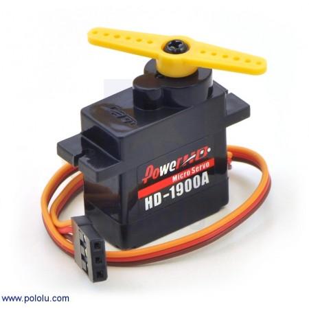 Power HD Micro Servo HD-1900A