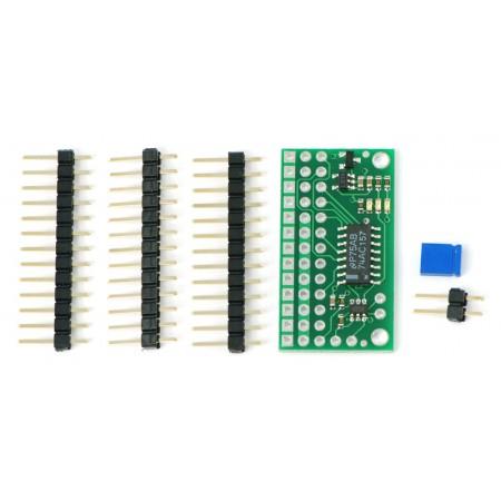 RC Servo Multiplexer 4 Channel rcm01a (partial kit)