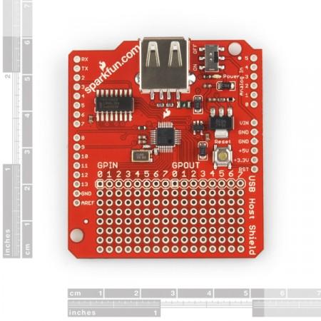 SparkFun USB Host Shield